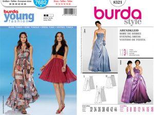 Burda Patterns by Fabric World George