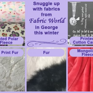 Fabric World Snuggle Up