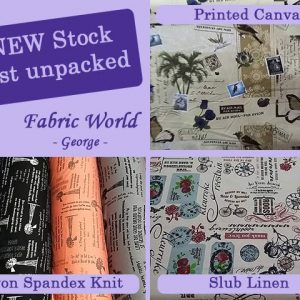 New Stock July 2016