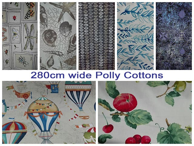 Poly Cotton