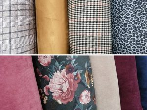 Beautiful Winter Fabric 2019 at Fabric World in George