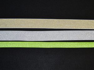 Glitter Elastic by Fabric World