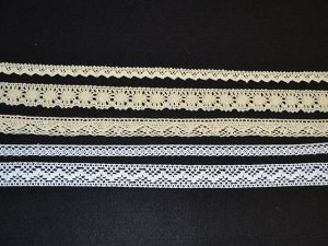 Torchon Lace by Fabric World George
