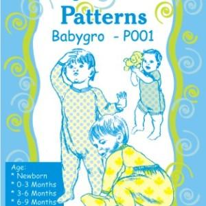 Babygro Pattern
