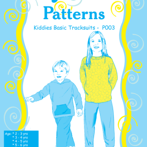 Kiddies Basic Tracksuite