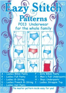 Underwear for the Whole Family