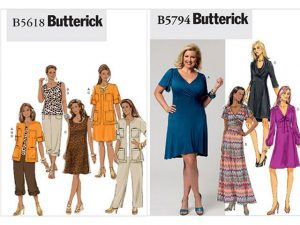 Butterick Patterns by Fabric World George