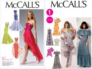 McCall Patterns by Fabric World George