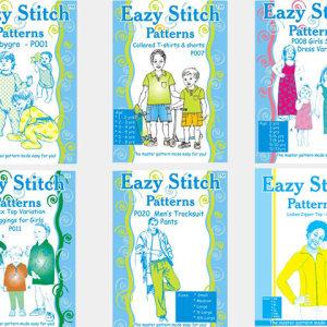 Eazy Stitch Patterns