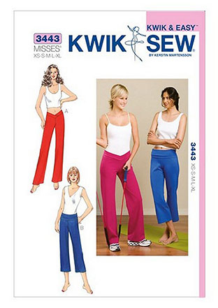 Kwik Sew Pattern 3443