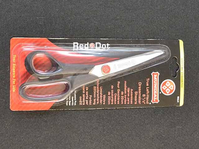 Mundial Left Hand Scissors