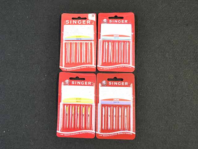 Singer Sewwing Machine Needles