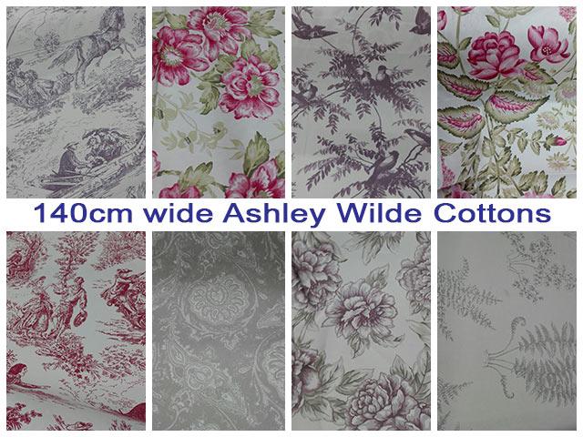 Ashley Wide Cotton