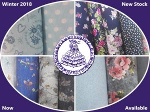 New Winter 2018 Stock at Fabric World in George