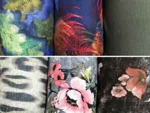Beautiful Winter Fabric 2019 at Fabric World in George
