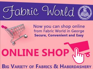 Fabric World George Online Shop